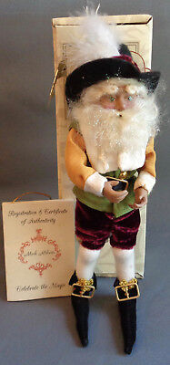 2002 Retired Mark Roberts Small Thanksgiving Fairy Ornament 51 35902 w/ Box!