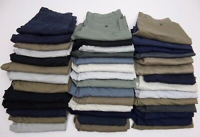 Joblot EX-M&S Chinos 40 PAIRS (GRADE B + ) BNWOT EXCELLENT FOR RESALE  REF:D13