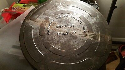 The three stooges fling in the ring vintage cinema reel young and rubicam 1954