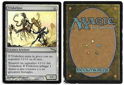 Magic The Gathering Triskelion Rara Foil Mirrodin The Real_Deal Shop