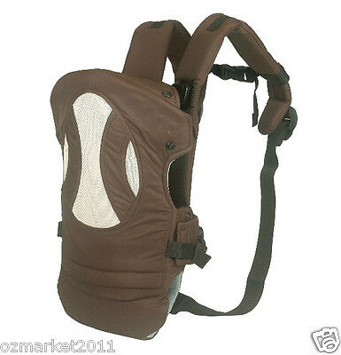 Coffee Security Zero To Eighteen Months Back-pack Baby Sling All Code !@&