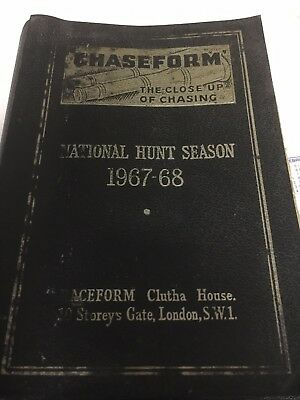 raceform up-to-date chaseform 1967/68