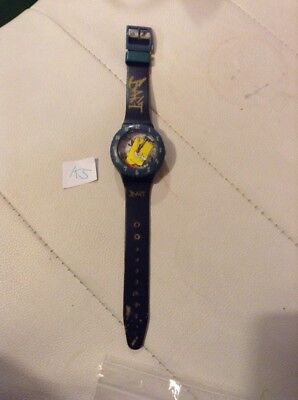 K5- The Simpsons Bart TM 2005 Watch