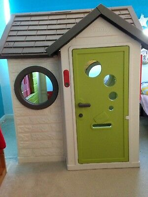 Smoby 'My House' Play House - good condition - £200 New