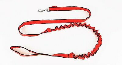 ANTI SHOCK  DOG LEASH PULL ABSORBING DOG LEAD Ideal for Runners & Walkers