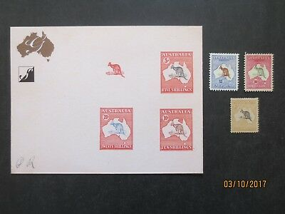 N0---5--1913  Philatelic   Exhibitian  Sheet  Plus  3  Roo  Stamps  --Must  Have