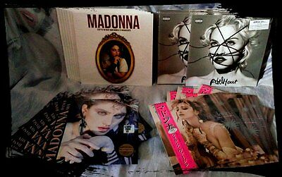 Madonna Rare Vinyl Lp Rebel Heart . 2 Record Store Day. Step To The Beat Sealed