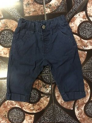 Boys Trousers Age 3-6 Months