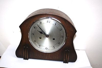 Antique Post 1900 Mantle Clock