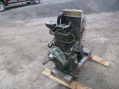 Petter diesel stationary engine
