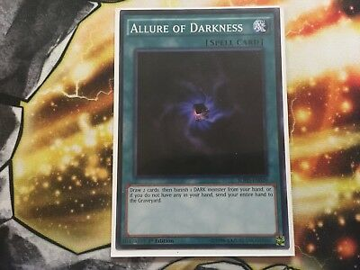 Allure of Darkness Mixed Sets Common NM Yugioh Card