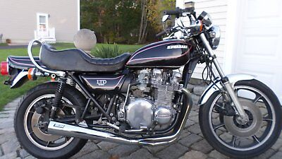 1978 Kawasaki Other  1978 KAWASAKI KZ1000 LTD KZ Z1R MKII MAD MAX SUPERBIKE 1000CC  OWN IT TODAY!
