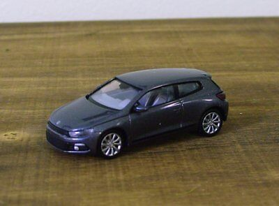 WIKING HO scale - VW SCIROCCO - 1/87 plastic model # 28002