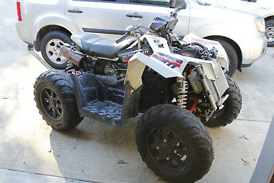 2014 Polaris Scrambler XP 1000 LE 4x4 Qiad Four Wheeler ATV No Reserve