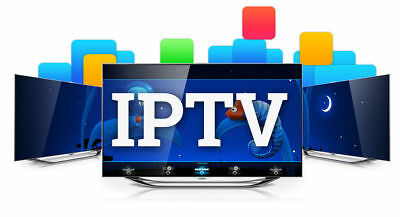 Abonnement / subscription IPTV -PRO- 12 months