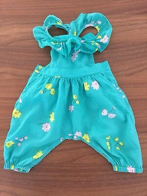 Country Road Baby Overalls Romper Playsuit