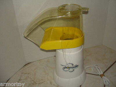 Presto Poplite Hot Air Popper; Popcorn Machine;  Brand New;1440 WATTS