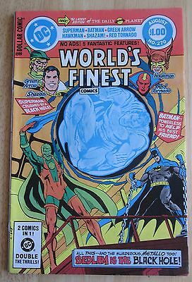 Dc comics presents,Worlds finest #270, Great Condition