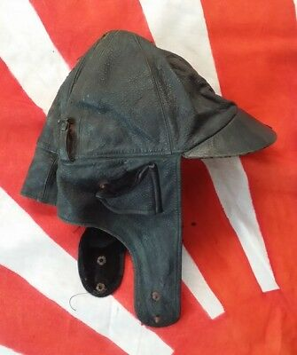 WWII Japanese Navy Pilot Hat