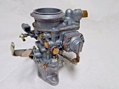 NEW Jeep F Head Solex Carburetor. Willys CJ3b, M38A1, CJ5, F134 Carb. 17701.02