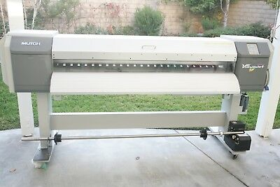 "Mutoh ValueJet VJ-1604A ""For Parts/Repair,""  64"" Wide Format Solvent Printer"