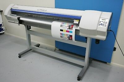 "Roland VersaCamm SP-540V, 54"" Wide Format Solvent Printer  ""PRINT & CUT."""