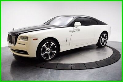 2014 Rolls-Royce Wraith 2014 ROLLS ROYCE WRAITH 2014 ROLLS-ROYCE WRAITH ***FACTORY TWO TONE - LAUNCH EDITION***