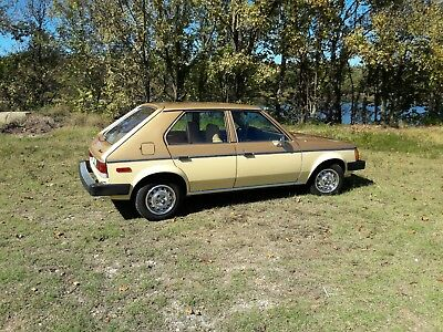 1986 Dodge Other  1986 dodge omni