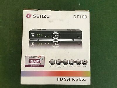 Brand New In Box Digital HD Set Top Box