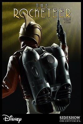 Rocketeer Poster Length :500 mm Height: 800 mm SKU: 6741