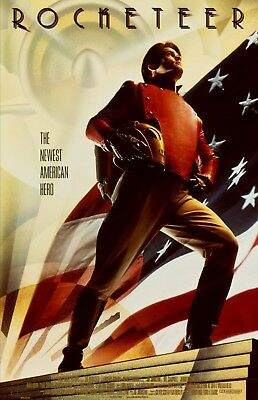 Rocketeer Poster Length :450 mm Height: 800 mm SKU: 6742