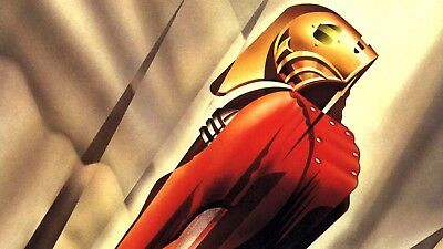 Rocketeer Poster Length :800 mm Height: 500 mm SKU: 6751