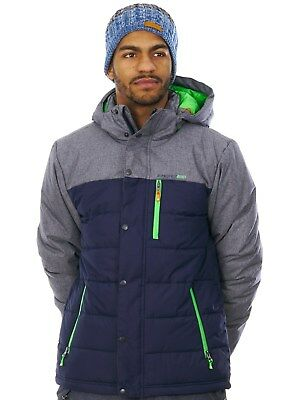 Protest Snowboardjacke Finest Ground Blau