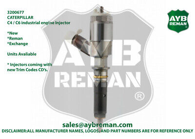 2490702 DIESEL INJECTOR For Caterpillar C15 Engines
