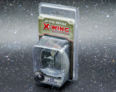 Star Wars X-Wing Miniatures Game TIE Fighter Expansion - New - Real Aus Stock!
