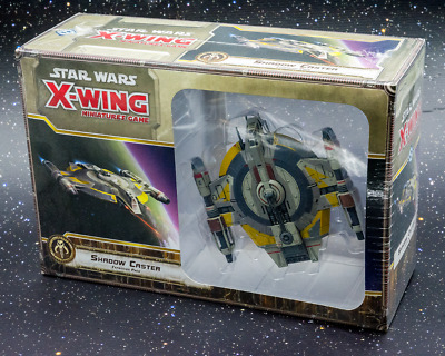 Star Wars X-Wing Miniatures Game Shadow Caster Expansion
