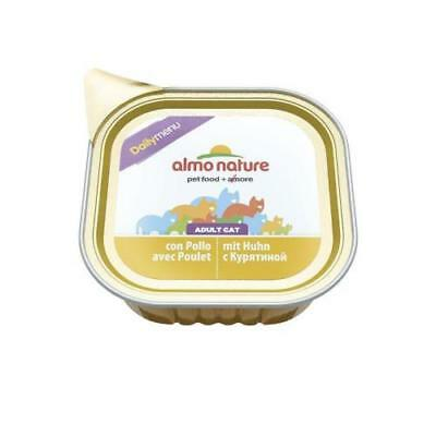 Almo Nature Daily Menù con Pollo 100 g per gatti Adult Cat cod 351