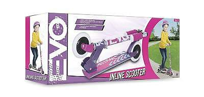 Evo Inline Scooter (Pink/purple)