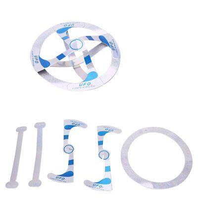 Amazing Mystery UFO Floating Flying Disk Magic Creative Trick Saucer Kids Toy TB