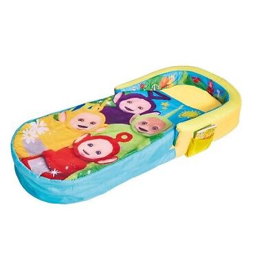Teletubbies My First ReadyBed - Toddler Airbed and Sleeping Bag in one