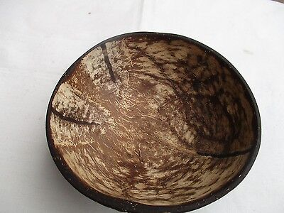 Coconut Shell Bowl Food,Drink, Gift Item Free Shipping