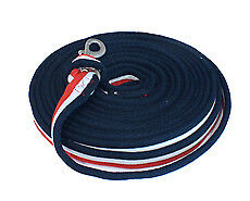Whitaker Lunge Line Red/White/Blue