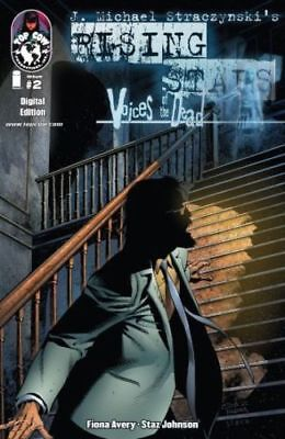 Rising Stars: Voices Of The Dead #2 (2005) 1St Printing Top Cow Comics