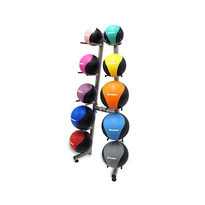 Bodymax 10 Ball Medicine Ball Rack