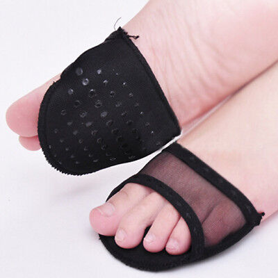 Soft Front Palm Foot Care High Heel Pad Anti-skid anti-Pain Shoes Insoles 4Types