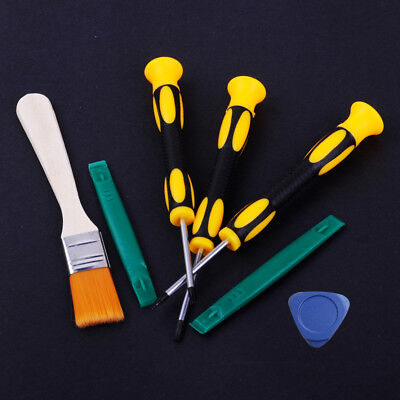 T8 T6 T10 Screwdriver Repair Tool Set Of Xbox One 360 PS3 PS4 7Pc Kit Controller