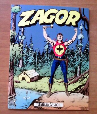 Zagor  Smiling Joe