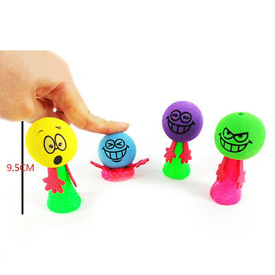 FUNNY Bounce toy Shock Joke Shocking Gadget Prank Toy Trick FOR Kids GIFT HGUK