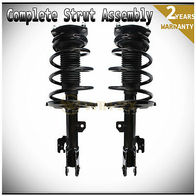 Front Left+Right Shock Strut Coil Spring Assembly Fit ES330/Camry/Avalon/Solara