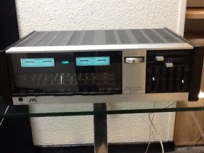 JVC Stereo Reciever S E A Graphic Equaliser JR S200l With Built In Tuner